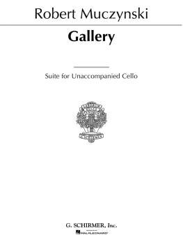 Gallery Suite (Cello Solo) (HL-50481314)