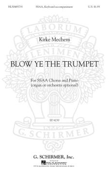 Blow Ye the Trumpet (HL-50485735)