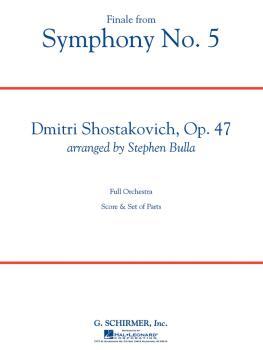Finale from Symphony No. 5 (HL-50486640)