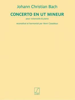 Concerto en ut Mineur (for Cello and Piano) (HL-50499824)