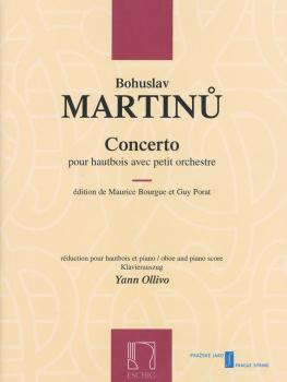 Concerto (for Oboe & Piano Reduction) (HL-50564918)