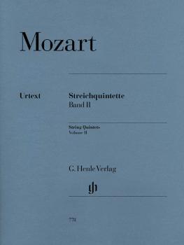 String Quintets - Volume II (Parts) (HL-51480778)
