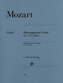 Oboe Quartet F Major K.370 (368b) (HL-51480794)