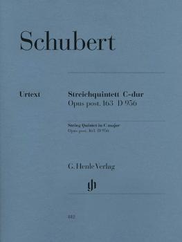String Quintet C Major Op. Posth. 163 D 956 (HL-51480812)