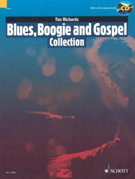 Blues, Boogie and Gospel Collection: 15 Pieces for Solo Piano (HL-49045291)