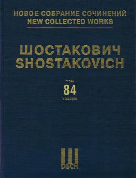 10 Poems on Texts by Revolutionary Poets Op. 88: New Collected Works o (HL-50600864)