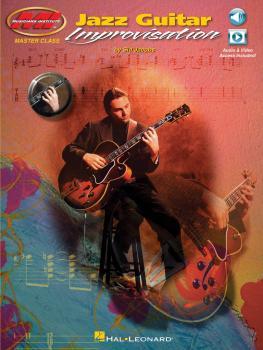 Jazz Guitar Improvisation (Master Class) (HL-00217711)