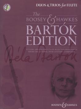 Bartók Duos & Trios for Flute (HL-48024041)