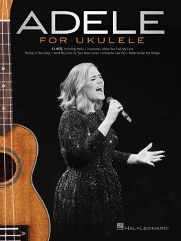 Adele for Ukulele (HL-00231624)