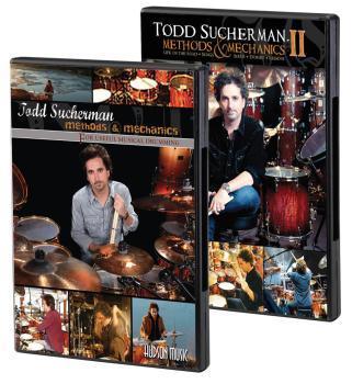 Todd Sucherman - Methods & Mechanics Complete DVD Set (HL-00137187)