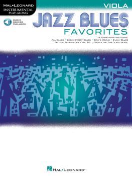 Jazz Blues Favorites (Viola) (HL-00154491)