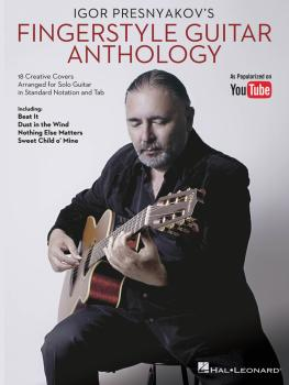 Igor Presnyakov's Fingerstyle Guitar Anthology (HL-00172039)