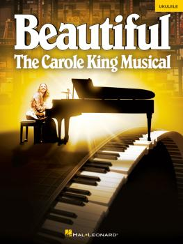 Beautiful - The Carole King Musical (Ukulele Selections) (HL-00212341)
