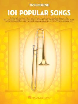 101 Popular Songs (for Trombone) (HL-00224728)