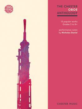 The Chester Oboe Anthology: 15 Popular Works Grades 5-8+ (HL-00248440)