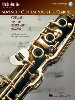 Advanced Clarinet Solos - Volume I (HL-00400630)