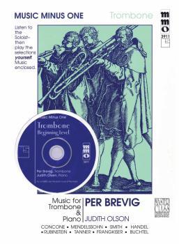 Beginning Trombone Solos - Volume 1 (HL-00400735)