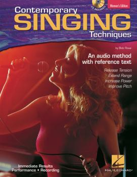 Contemporary Singing Techniques - Women's Edition: An Audio Method wit (HL-00740263)