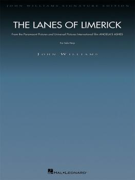 The Lanes of Limerick (from Angela's Ashes) (Solo Harp) (HL-00841505)