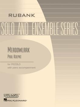 Meadowlark: Piccolo Solo with Piano - Grade 4 (HL-04476660)