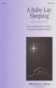 A Baby Lay Sleeping (HL-08742029)