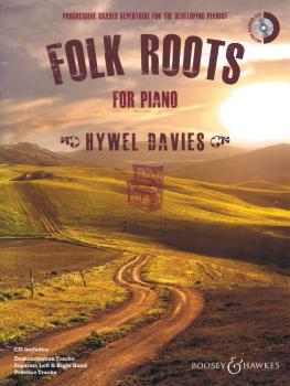 Folk Roots for Piano: Progressive Graded Repertoire for the Developing (HL-48023146)