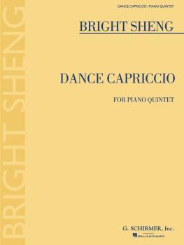 Dance Capriccio (for Piano Quintet) (HL-50600924)