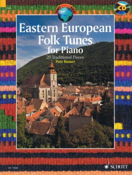 Eastern European Folk Tunes for Piano: 25 Traditional Pieces (HL-49045027)
