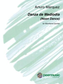 Danza de Mediodia (Noon Dance) (Woodwind Quintet) (HL-00244965)