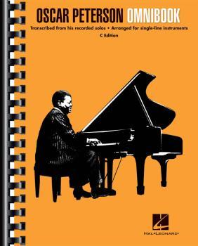 Oscar Peterson - Omnibook (C Instruments) (HL-00148435)