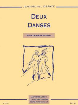 Two Dances (for Trombone and Piano) (HL-48181651)