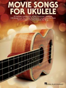 Movie Songs for Ukulele (HL-00267541)