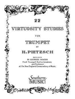22 Virtuosity Studies (Trumpet) (HL-03770192)