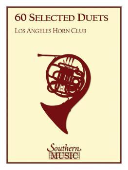 60 Selected Duets (Horn Duet) (HL-03770322)