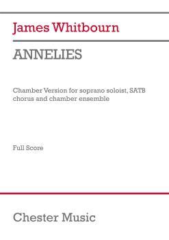 Annelies: Chamber Version Full Score (HL-14035936)