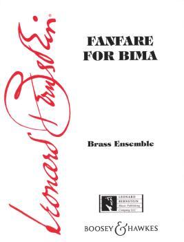 Fanfare for Bima (for Brass Ensemble Score and Parts) (HL-48010907)