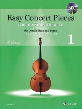 Easy Concert Pieces: 25 Easy Pieces from 5 Centuries in Half and 1st P (HL-49045890)