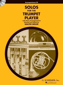 Solos for the Trumpet Player (Accompaniment CD) (HL-50490441)