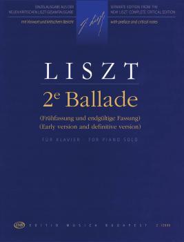 Ballade No. 2 (Piano Solo) (HL-50511566)