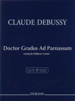 Doctor Gradus ad Parnassum (Piano Solo) (HL-50560941)
