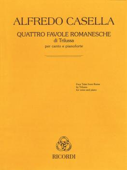 Four Tales from Rome by Trulissa (Voice and Piano) (HL-50601399)