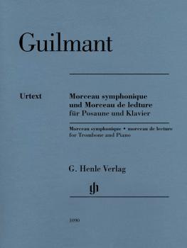 Morceau Symphonique Op. 88 and Morceau De Lecture (Trombone and Piano) (HL-51481090)