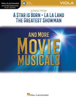 Songs from A Star Is Born, La La Land, The Greatest Showman, and More  (HL-00287965)