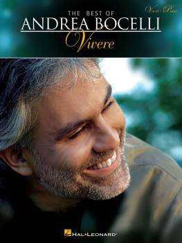 The Best of Andrea Bocelli: Vivere (HL-00284720)