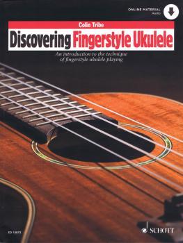 Discovering Fingerstyle Ukulele (HL-49046029)