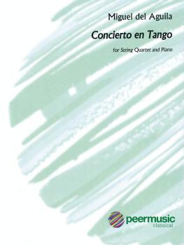 Concierto en Tango: String Quartet and Piano (HL-00263133)