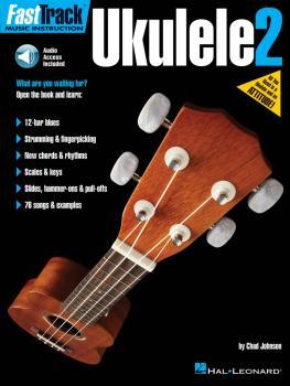 FastTrack Ukulele Method - Book 2 (HL-00275508)