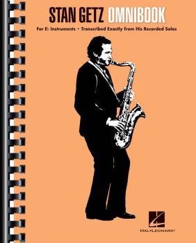 Stan Getz - Omnibook (For E-flat Instruments) (HL-00130999)