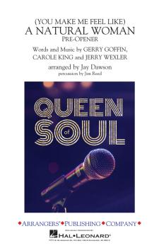 (You Make Me Feel Like) A Natural Woman: Pre-Opener for Queen of Soul  (HL-00294545)