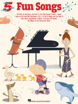 Fun Songs for Five-Finger Piano (HL-00346769)